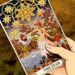 La carta de la estrella en el Tarot y su significado